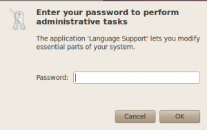 Administration Password